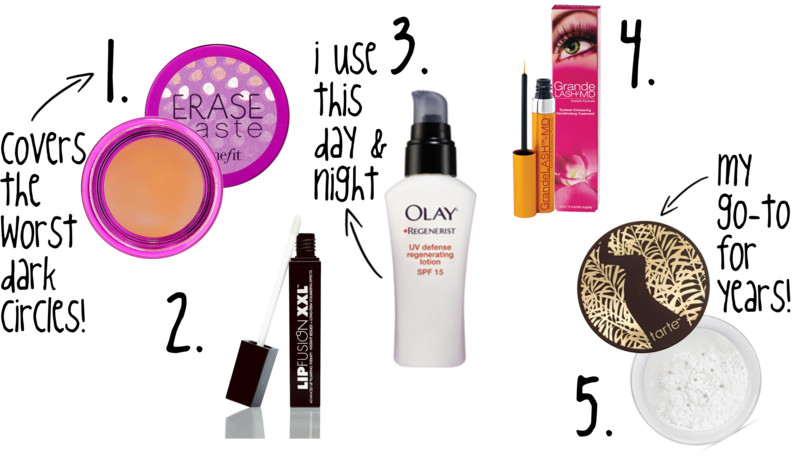 5 products I'm loving